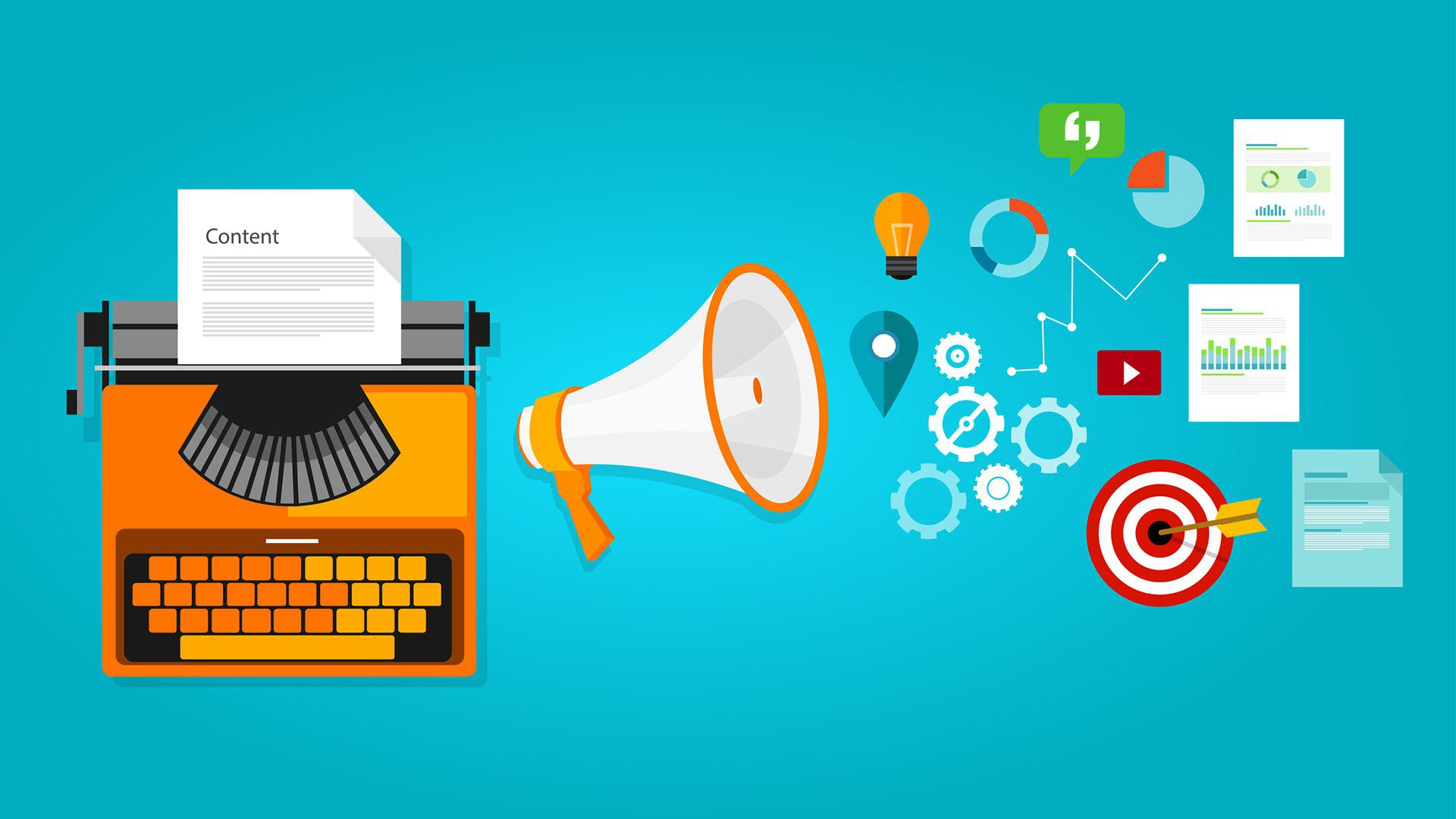 The importance of data in content marketing
