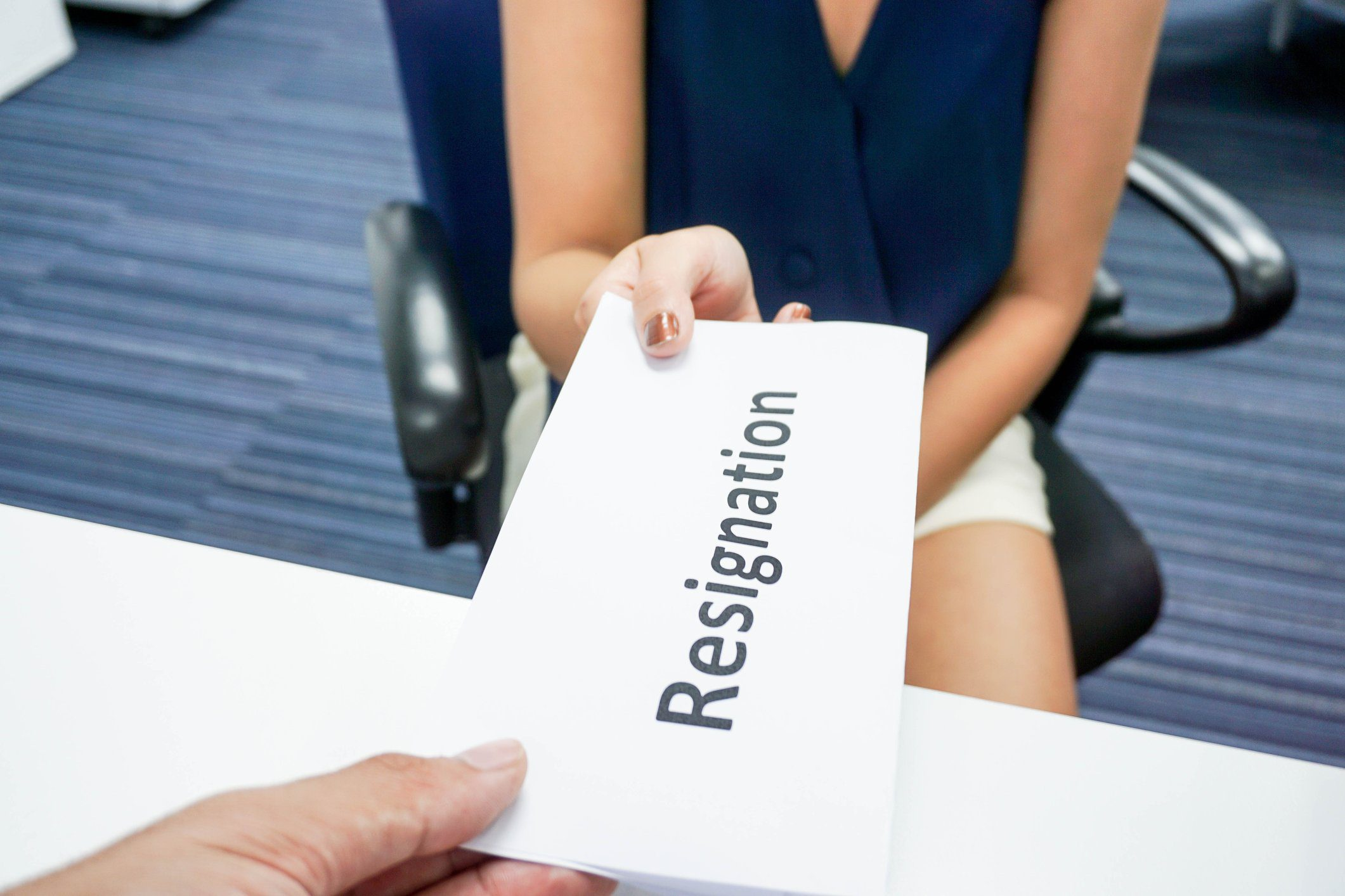 How to Write a Professional Resignation Letter [Format + Samples]