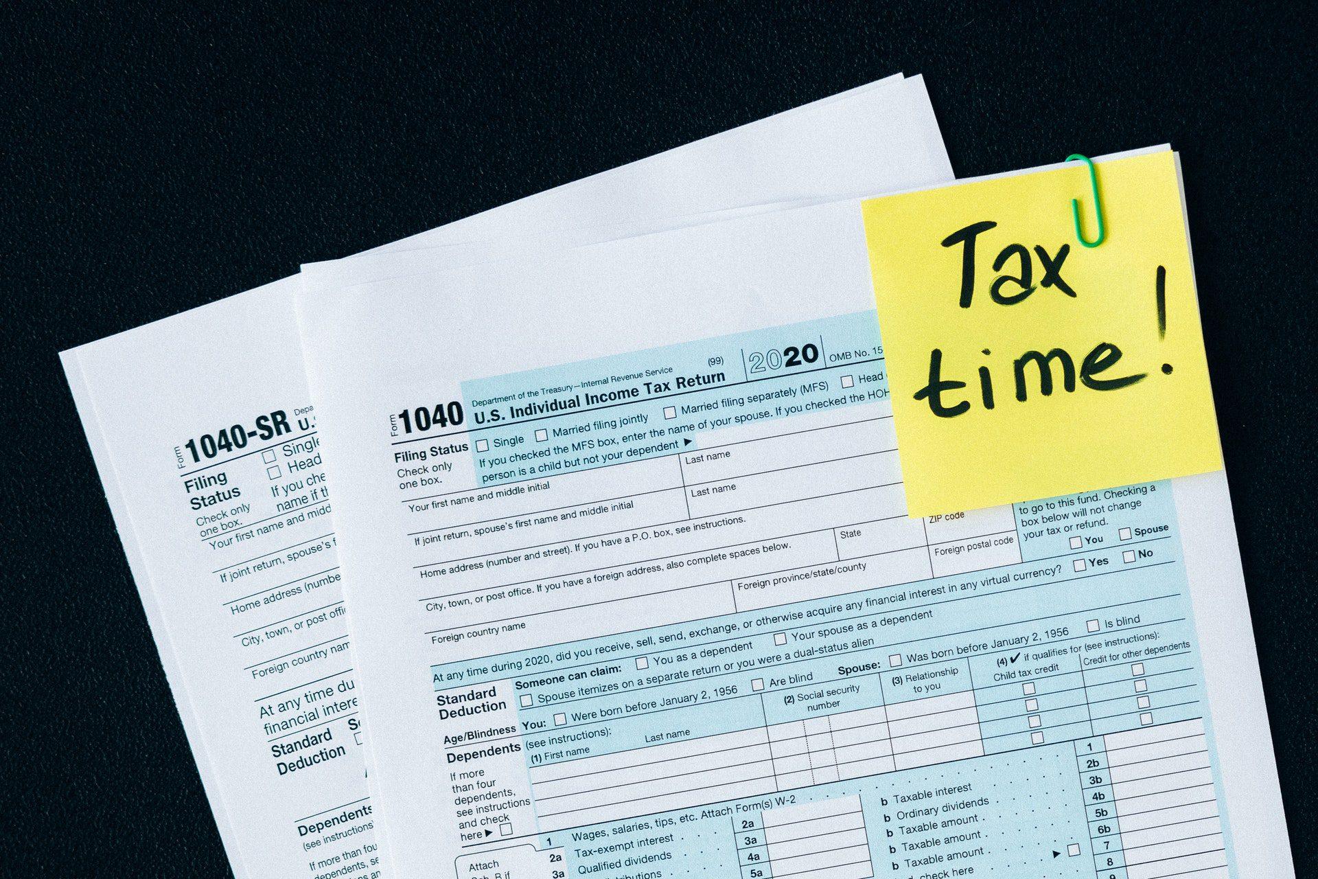 Getting Ready for Tax Season 2020